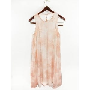 Calvin Klein Flower Trapeze Dress Size 6